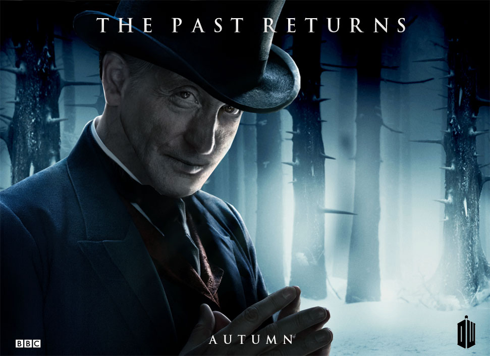 Series 9 - The Past Returns